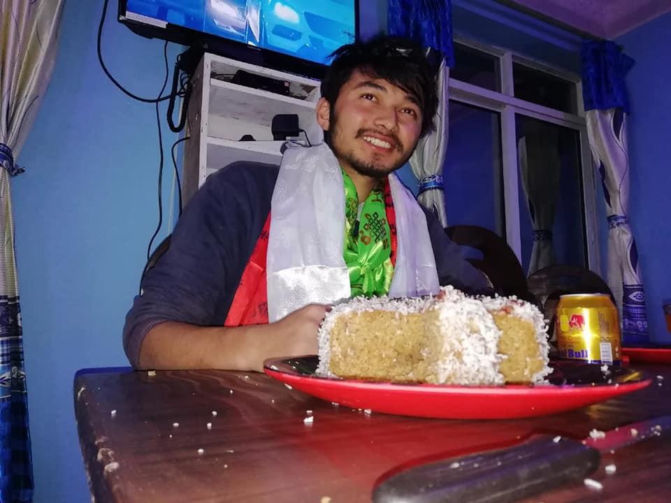 Sonam Phurpa Sherpa